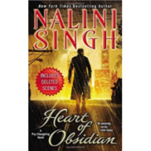 Heart of Obsidian: A Psy-Changeling Novel (Psy/Changelings)
