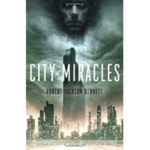 City of Miracles (The Divine Cities)